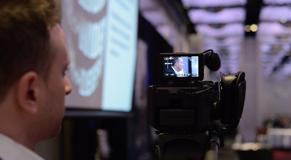 How to Make Your Event Look Good on Camera